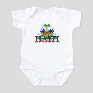 3D Haiti Infant Bodysuit