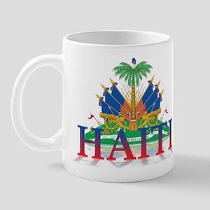 3D Haiti Mug
