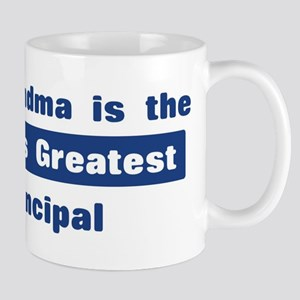 Grandma is Greatest Principal Mug