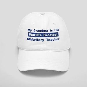 Grandma is Greatest Midwifery Cap