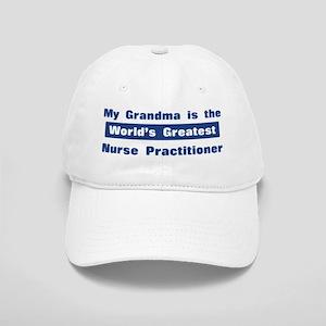 Grandma is Greatest Nurse Pra Cap