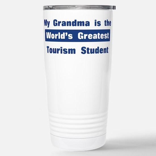 Grandma is Greatest Tourism S Stainless Steel Trav