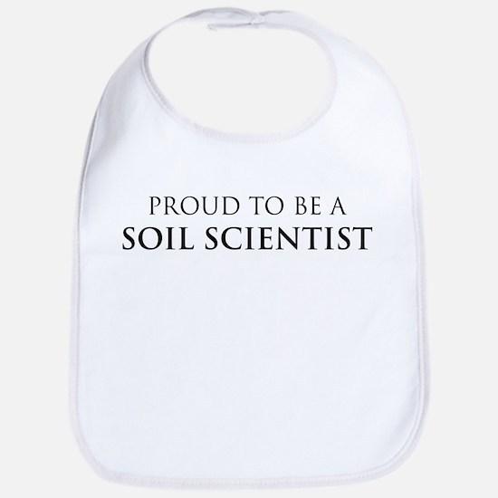 Proud Soil Scientist Bib