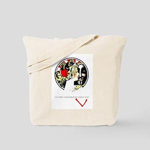 Shadow Gallery Tote Bag