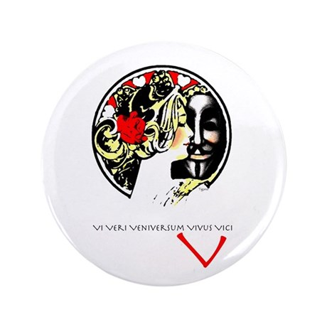 "Shadow Gallery 3.5"" Button (100 pack)"