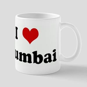 I Love Mumbai Mug