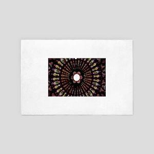 Holy spiral 4' x 6' Rug