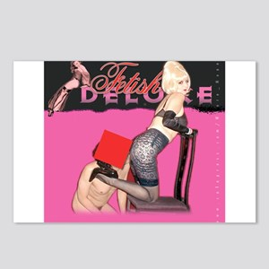 Ass Worship Postcards (Package of 8)