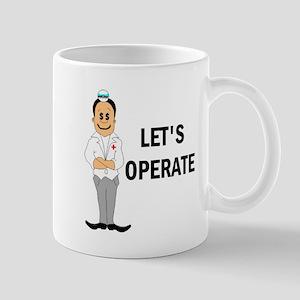 DON'T GET SICK Mug