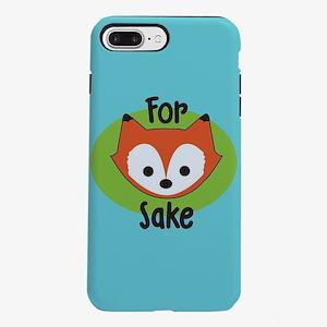 For Fox Sake iPhone 7 Plus Tough Case