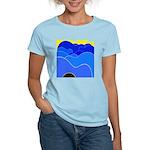 Blue Ridge Mtns. Women's Light T-Shirt