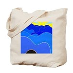 Blue Ridge Mtns. Tote Bag