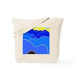Blue Ridge Mtns. Tote Bag