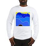 Blue Ridge Mtns. Long Sleeve T-Shirt