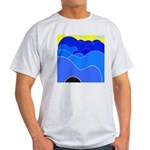 Blue Ridge Mtns. Light T-Shirt