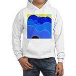 Blue Ridge Mtns. Hooded Sweatshirt