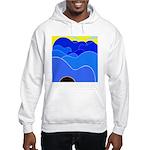 Blue Ridge Mtns. Hooded Sweatshirt