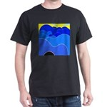 Blue Ridge Mtns. Dark T-Shirt