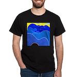 Blue Ridge Mtns. Dark T-Shirt