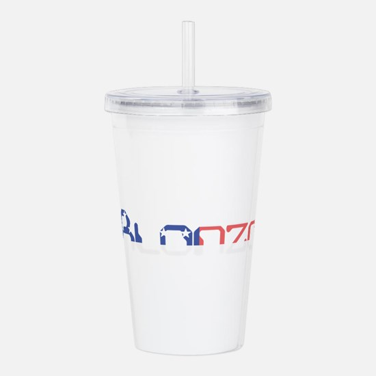 Alonzo Acrylic Double-wall Tumbler