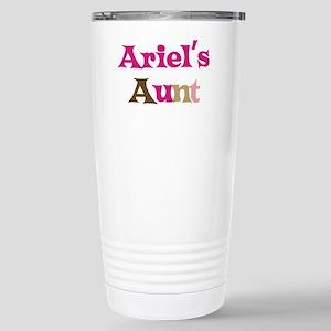 Ariel's Aunt Stainless Steel Travel Mug
