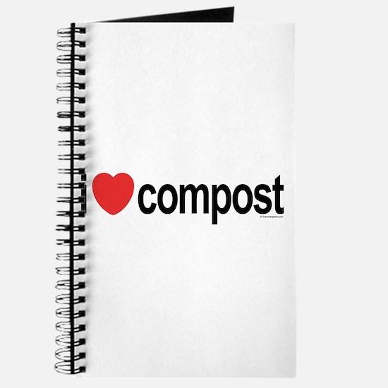 I Love Compost Journal