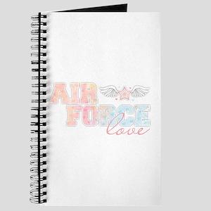 Air Force Love Journal