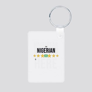 Have No Fear The Nigerian Keychains