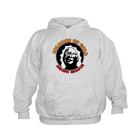 Colossus of Gold Kids Hoodie
