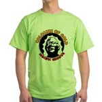 Colossus of Gold Green T-Shirt