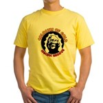 Colossus of Gold Yellow T-Shirt