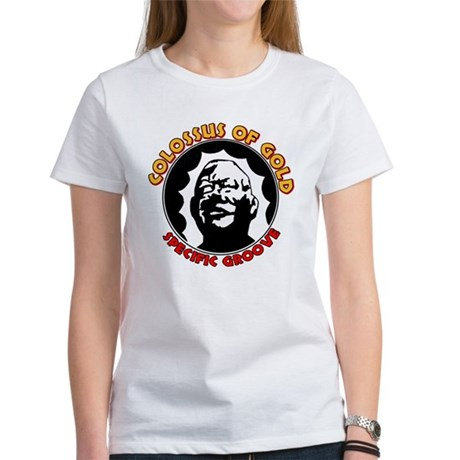 Colossus of Gold Women's T-Shirt