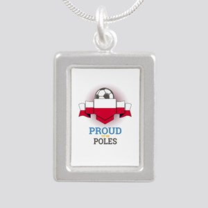 Football Poles Poland Soccer Team Sports Necklaces