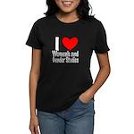 Women's Dark T-Shirt Women's & Gender Studies