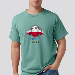 Football Poles Poland Soccer Team Sports F T-Shirt