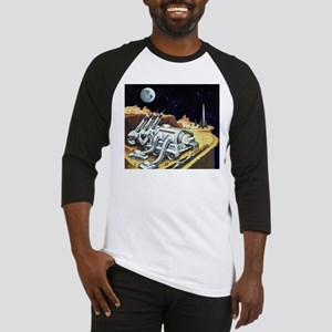 Vintage Science Fiction Baseball Jersey