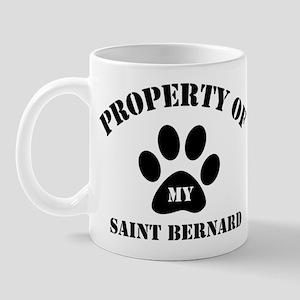 My Saint Bernard Mug