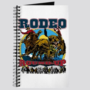 Rodeo Stampede Journal