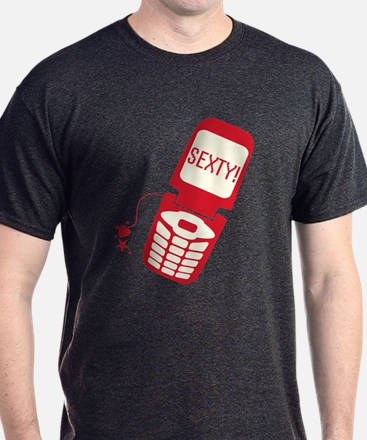 Sexty Cell Phone T-Shirt