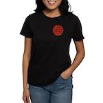 Faux Red Gem Women's Dark T-Shirt