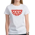 Faux Red Gem Women's T-Shirt