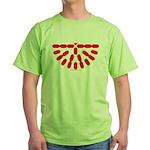Faux Red Gem Green T-Shirt