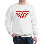 Faux Red Gem Sweatshirt