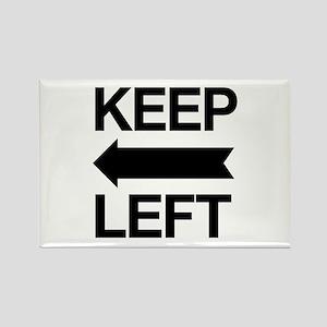 Keep Left Magnets