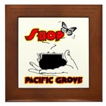 Shop Pacific Grove Framed Tile