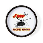 Shop Pacific Grove Wall Clock