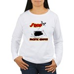 Shop Pacific Grove Women's Long Sleeve T-Shirt
