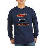 Shop Pacific Grove Long Sleeve Dark T-Shirt