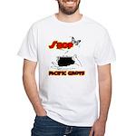 Shop Pacific Grove White T-Shirt