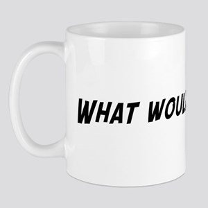 What would David do? Mug